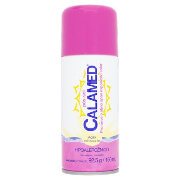 Oferta de Pós sol aerosol Calamed 150ml por R$9,98