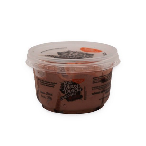 Oferta de Sorvete Trivialy minimaxxi chocolate 95g por R$5,99