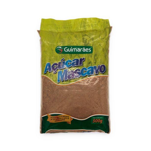 Oferta de Açúcar mascavo Guimarães 500g por R$7,69