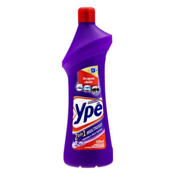 Oferta de Limpador Ypê multiuso secagem rápida 500ml por R$4,98