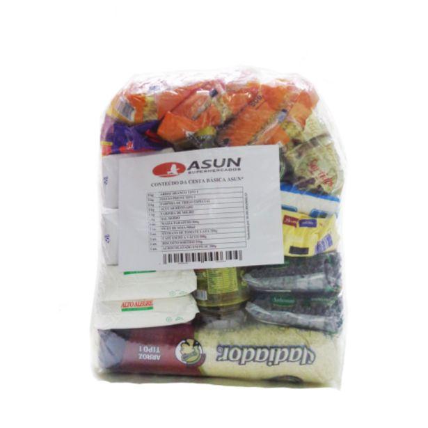 Oferta de Cesta Básica Asun Nº 1 por R$94,9