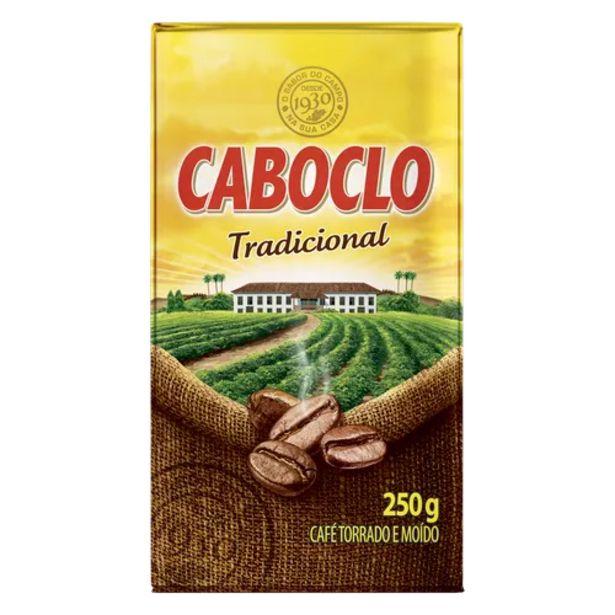 Oferta de Café em pó Cabloco tradicional a vácuo 250g por R$5,79