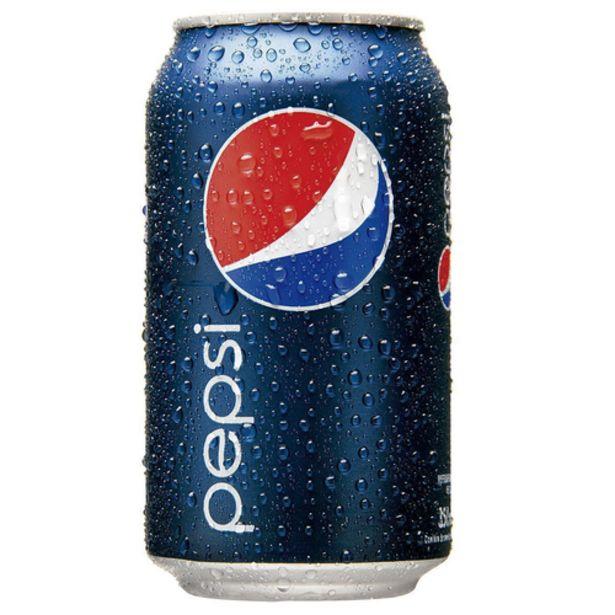 Oferta de Refrigerante Pepsi 350ml por R$2,59