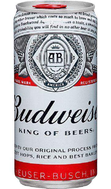 Oferta de Cerveja Budweiser 269ml por R$2,69