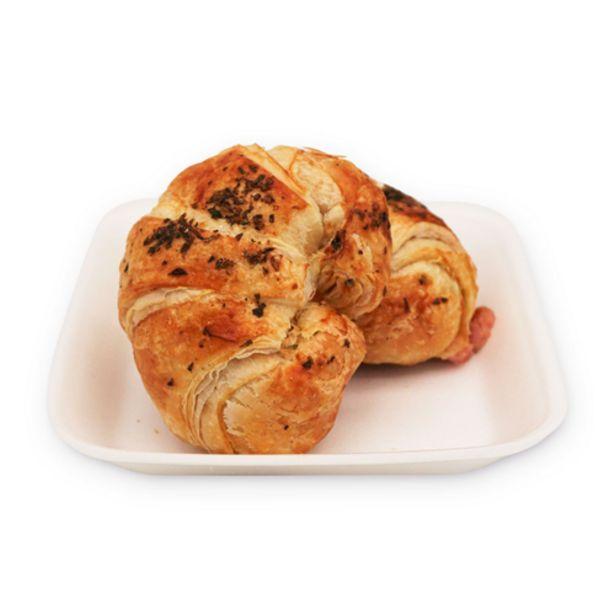 Oferta de Croissant presunto e queijo Asun por R$49,9
