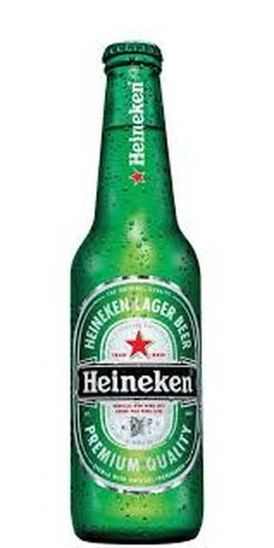 Oferta de Cerveja Heineken 330ml por R$5,29