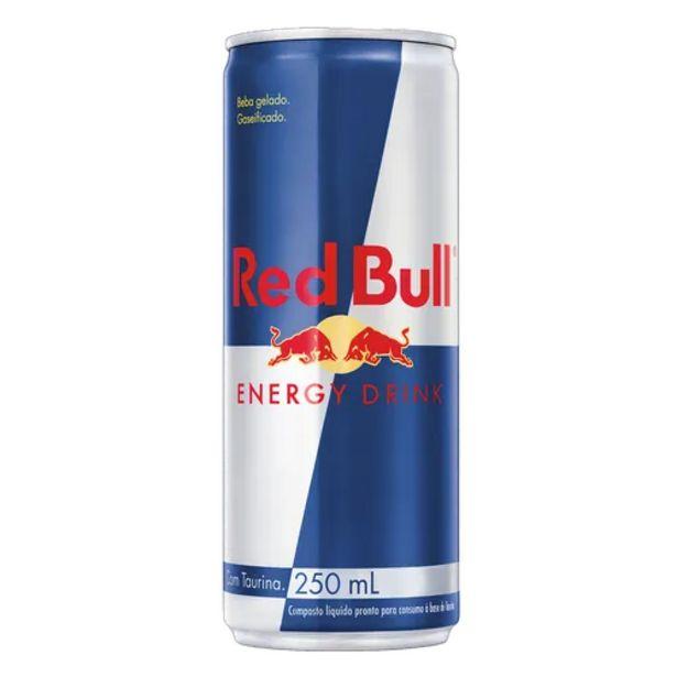 Oferta de Energético Red Bull Lata 250ml por R$7,29
