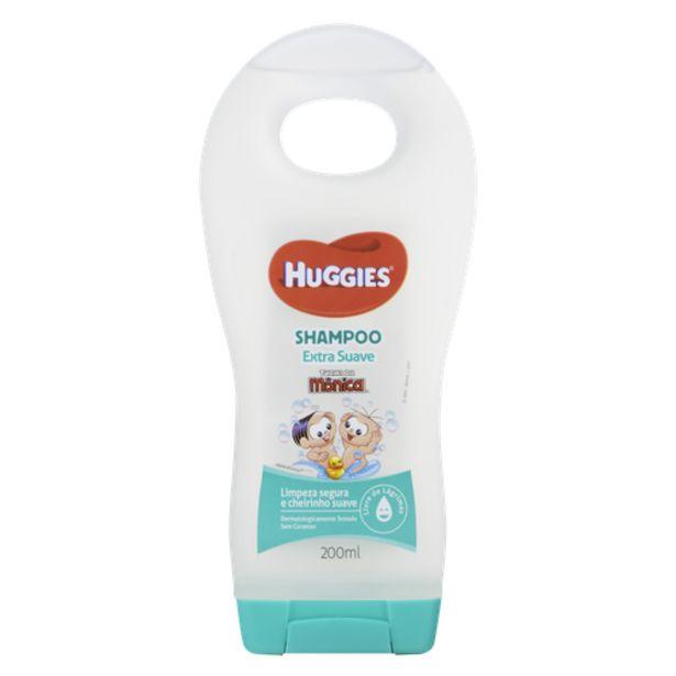 Oferta de Shampoo Infantil Turma da Mônica Suave 200ml por R$14,98