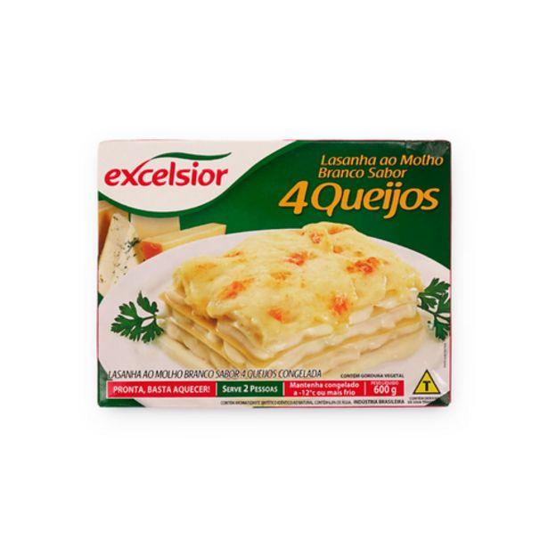Oferta de Lasanha Excelsior bolonhesa 600g por R$9,49