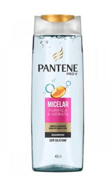 Oferta de Shampoo Pantene Micelar 400ml por R$18,98