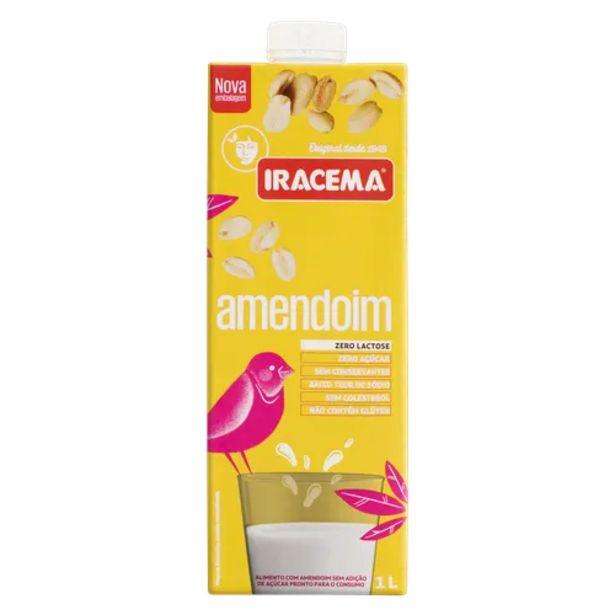 Oferta de Alimento Iracema amendoim 1l por R$17,9