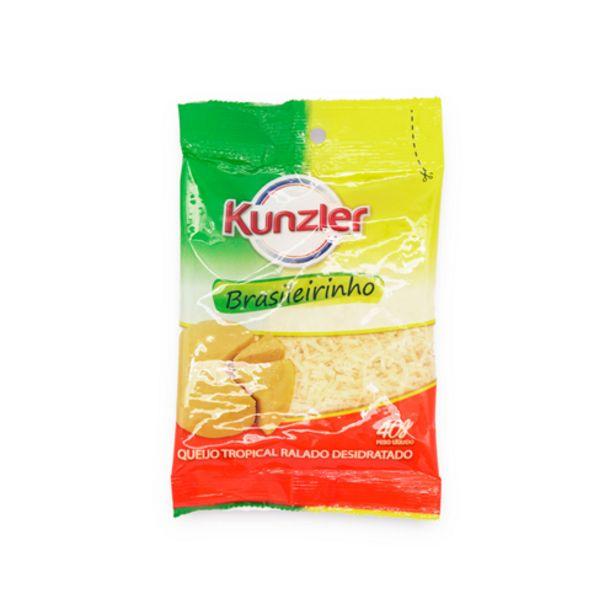 Oferta de Queijo ralado Kunzler brasileirinho 40g por R$4,19