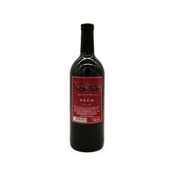 Oferta de Vinho Trentin tinto seco 750ml por R$10,99