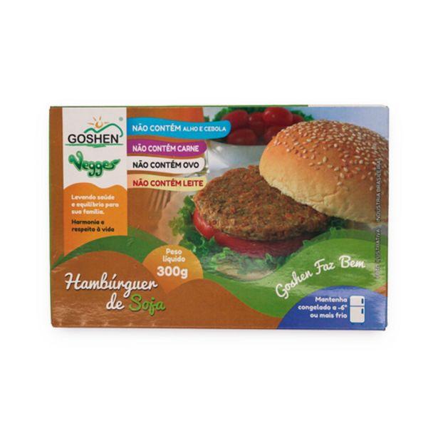 Oferta de Hambúrguer de Soja Vegges congelado 300g por R$27,9