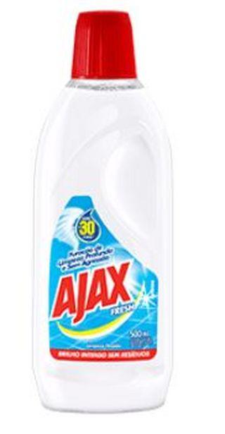 Oferta de Limpador Ajax fresh 500ml por R$8,98