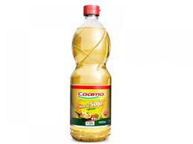 Oferta de Óleo de soja Coamo 900ml por R$4,15