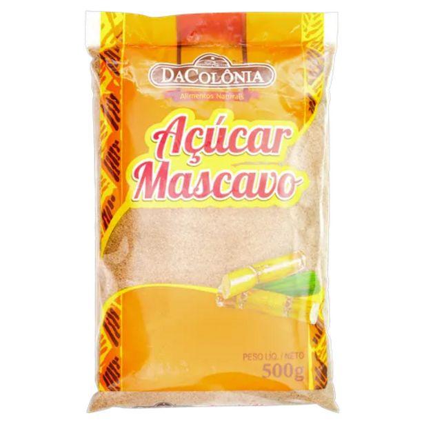 Oferta de Açúcar mascavo DaColônia 500g por R$7,49