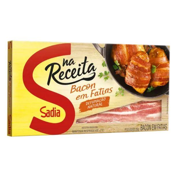 Oferta de Bacon Sadia 250g por R$24,9