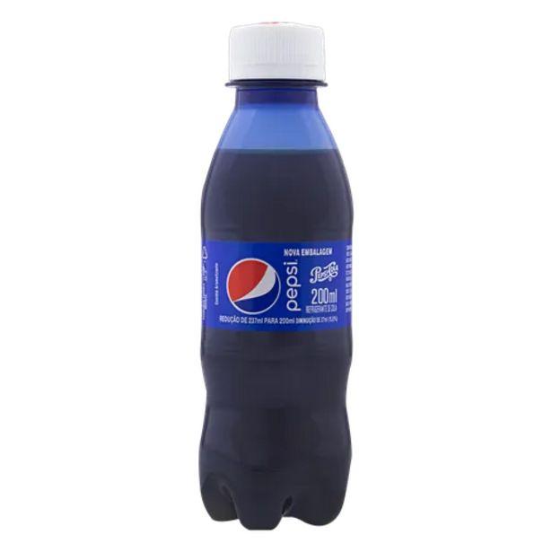 Oferta de Refrigerante Pepsi 200ml por R$1,19