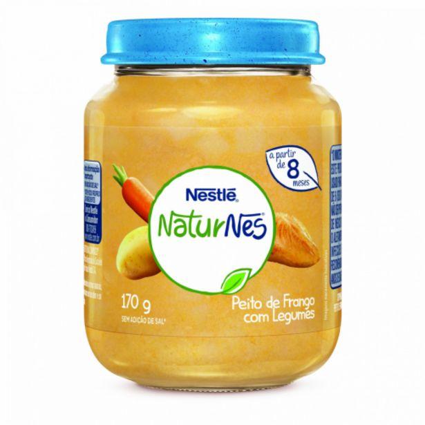 Oferta de Alimento infantil Nestlé galinha e legumes 170g por R$7,99