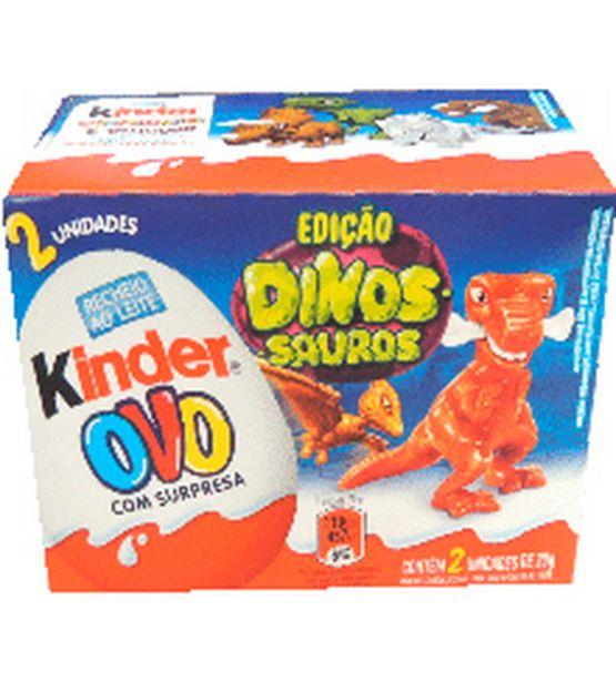 Oferta de Ovo Kinder menino 40g por R$11,98