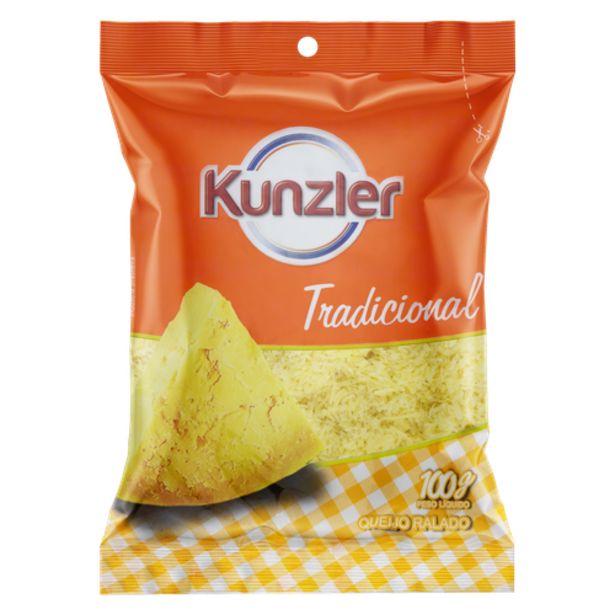 Oferta de Queijo ralado Kunzler 100g por R$10,98