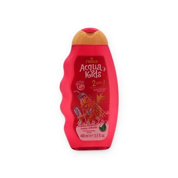 Oferta de Shampoo Infantil Acqua Kids Milk Shake 400ml por R$15,98