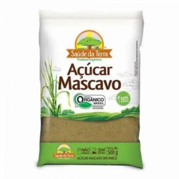Oferta de Açúcar mascavo DaColônia orgânico 500g por R$9,49