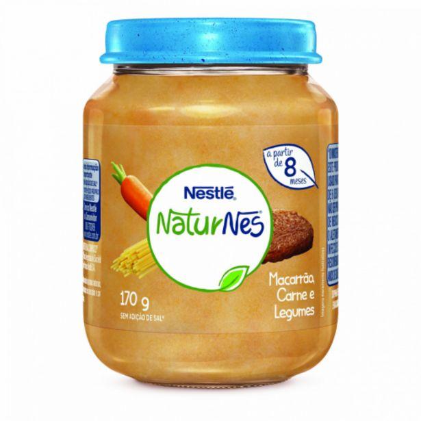 Oferta de Alimento infantil Nestlé carne macarrão e legumes 170g por R$7,99