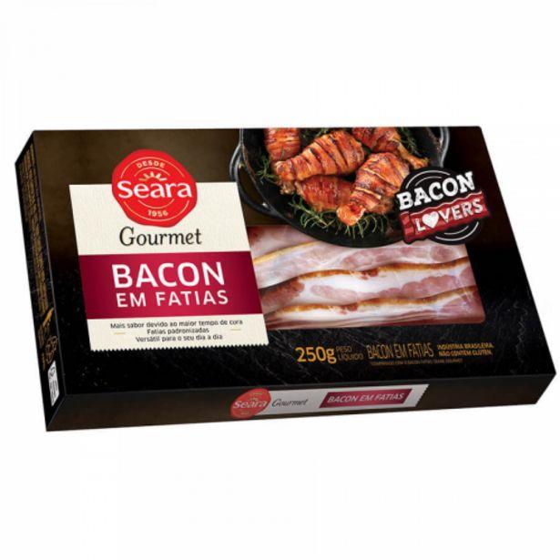 Oferta de Bacon Seara 250g por R$23,9