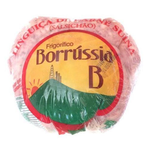 Oferta de Salsichão Borrussia Kg por R$23,99