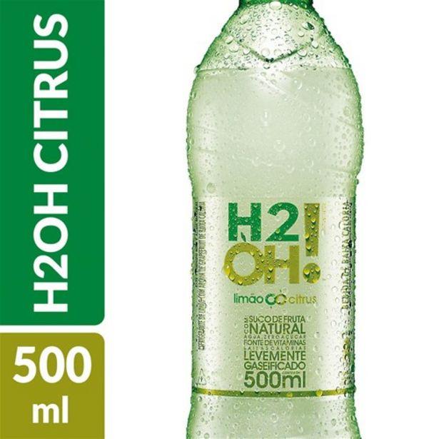 Oferta de Refrigerante H2oh Citrus 500Ml por R$1,99