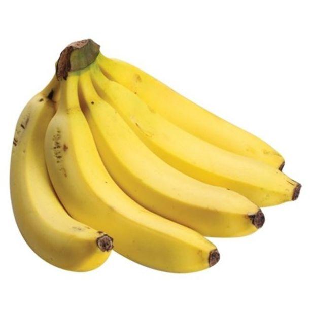Oferta de Banana Caturra por R$2,99