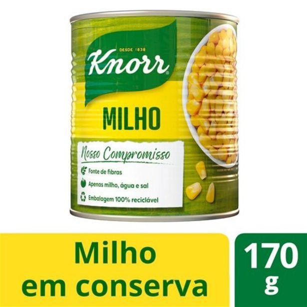 Oferta de Milho Knorr 170G por R$2,29