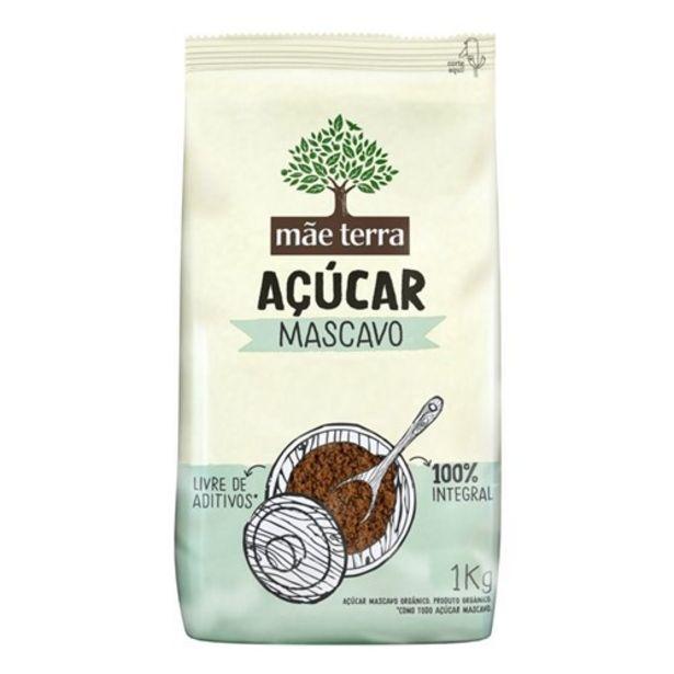Oferta de Açúcar Mascavo Mãe Terra 1Kg por R$21,24