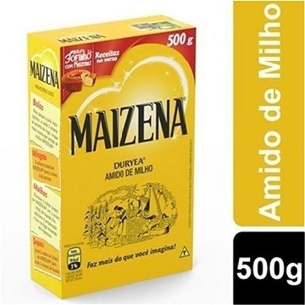 Oferta de Amido de Milho Maizena 500G por R$6,99