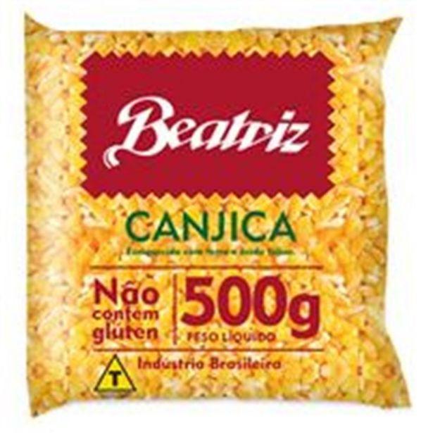 Oferta de Canjica Beatriz Embalagem 500G por R$3,59