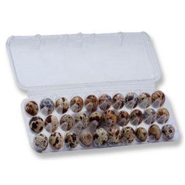 Oferta de Ovos de Codorna Bampi Embalagem 30 Un por R$6,99