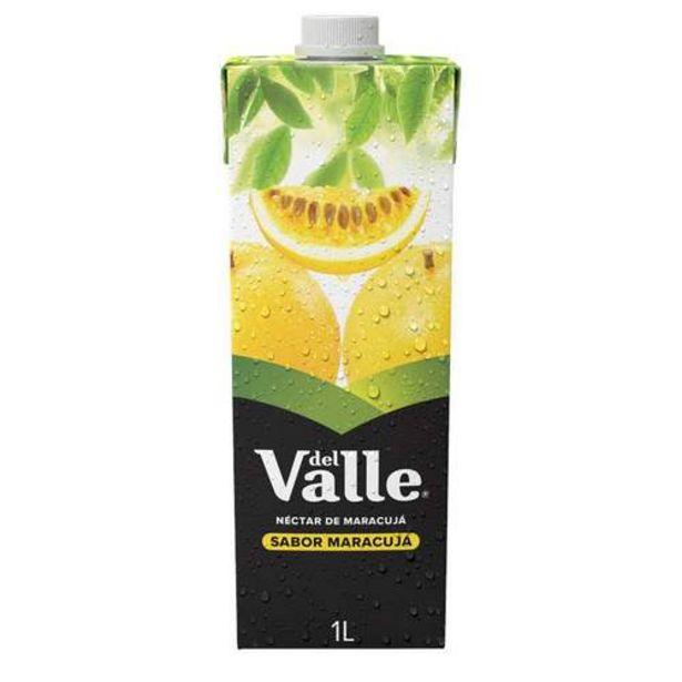 Oferta de Néctar Del Valle Mais Sabor Maracujá 1l por R$5,79