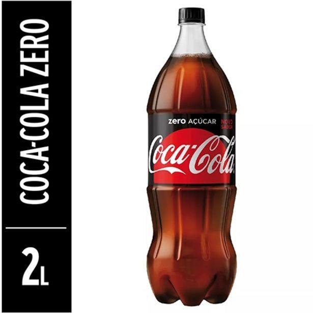 Oferta de Coca-cola Zero 2lts por R$6,99