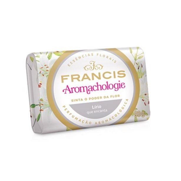 Oferta de Sabonete Francis Suave 85gr Branco por R$1,49