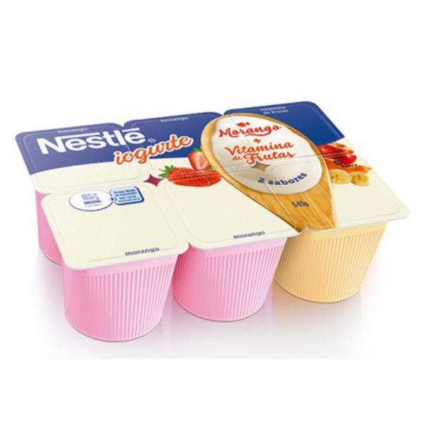 Oferta de Iogurte Nestle C/polpa 540g Morang/vitamina por R$4,99