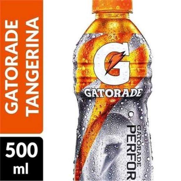 Oferta de Gatorade Tangerina 500ml por R$3,99