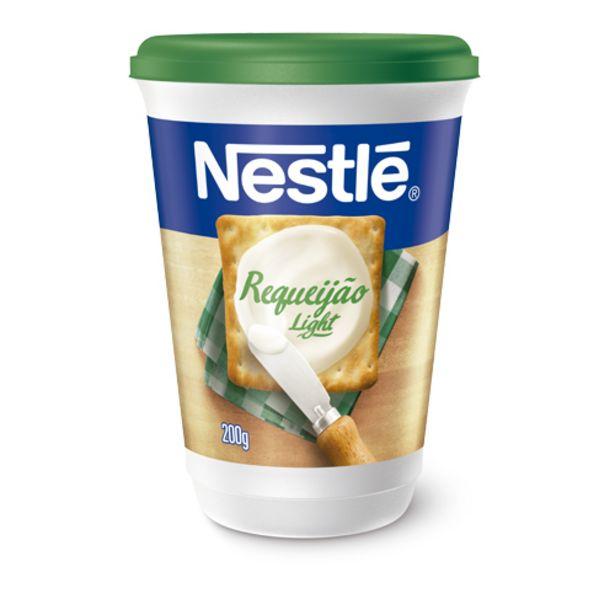 Oferta de Requeijao Nestle 200g Light por R$7,49