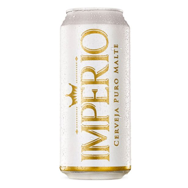 Oferta de Cerveja Imperio 473ml Puro Malte Pilsen por R$3,18