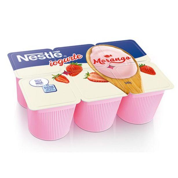 Oferta de Iogurte Nestle C/polpa 540g Morango por R$4,99