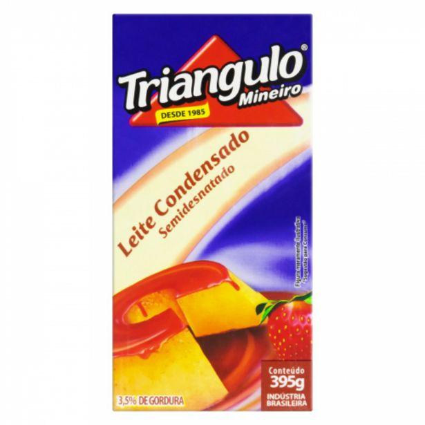 Oferta de Leite Cond.triangulo Mineiro 395g Semidesnatado T por R$3,59