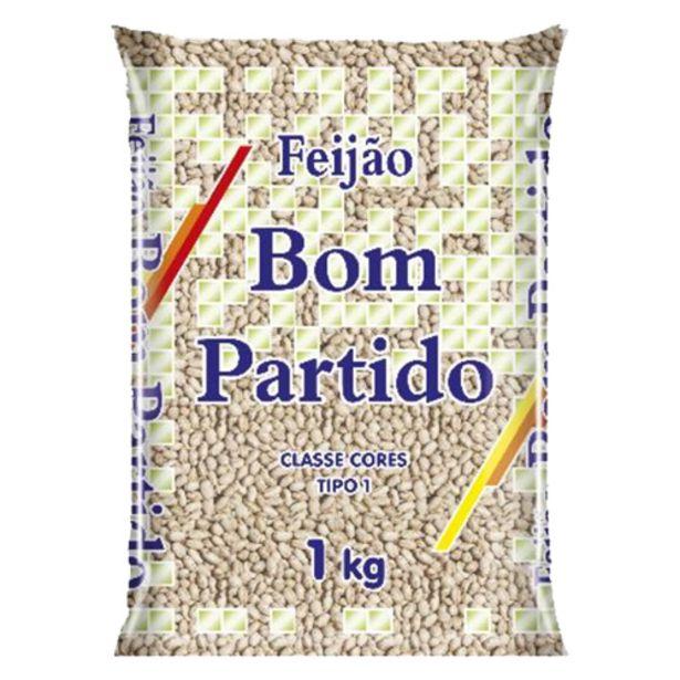 Oferta de Feijao Carioca Bom Partido 1kg por R$2,48