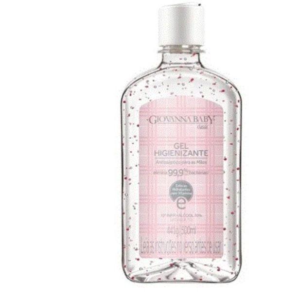 Oferta de Gel Higienizador Giovanna Baby Classic Embalagem 500Ml por R$20,69