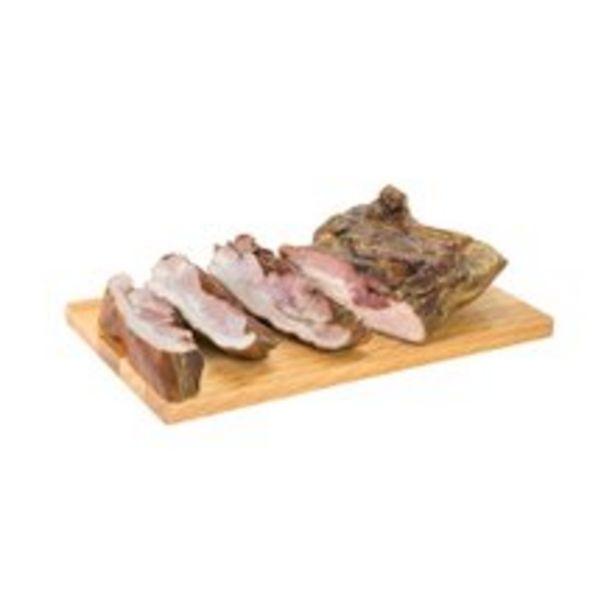 Oferta de Bacon Defumado De Paleta Pedaço 250g por R$7,22